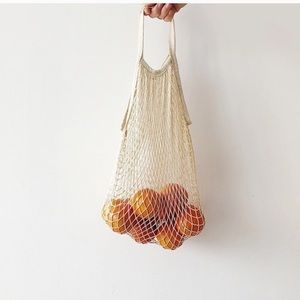 Handbags - Pure Cotton Eco Produce Bag